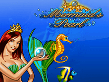 Игровой автомат Mermaid's Pearl онлайн