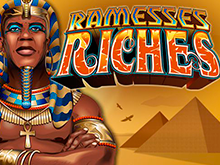 Видеослот Ramesses Riches от Микрогейминг